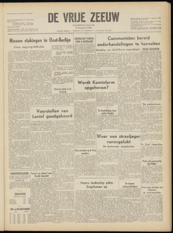 de Vrije Zeeuw 1953-07-09