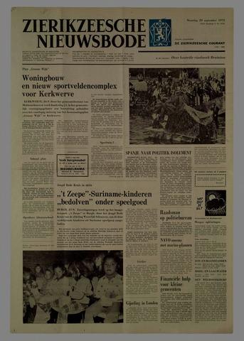 Zierikzeesche Nieuwsbode 1975-09-29