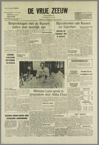 de Vrije Zeeuw 1968-07-26