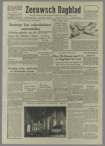 Zeeuwsch Dagblad 1957-04-02