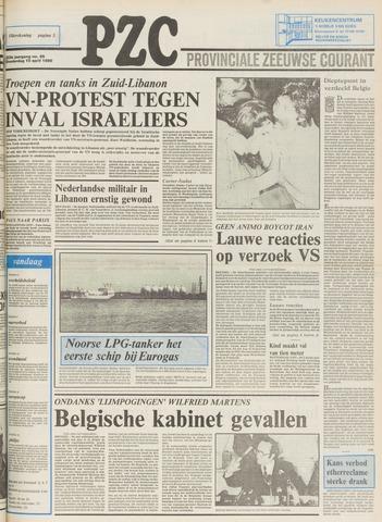 Provinciale Zeeuwse Courant 1980-04-10