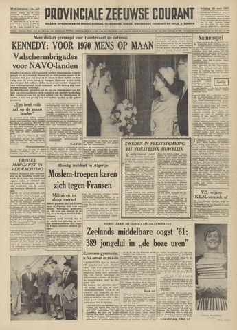 Provinciale Zeeuwse Courant 1961-05-26