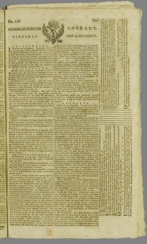 Middelburgsche Courant 1806-09-23