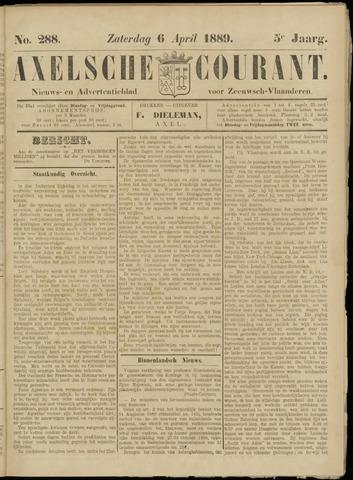 Axelsche Courant 1889-04-06