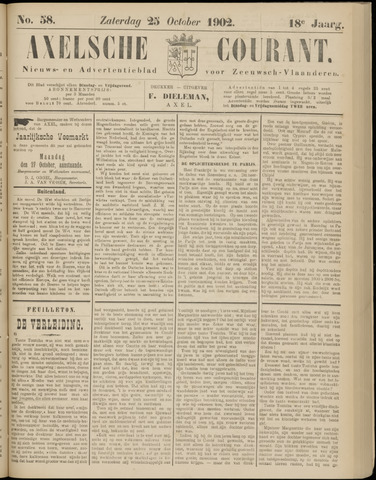 Axelsche Courant 1902-10-25
