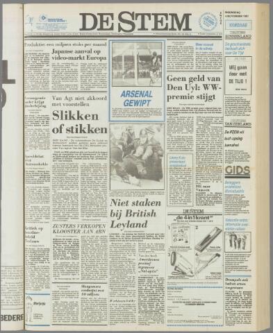 de Stem 1981-11-04