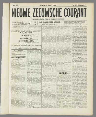 Nieuwe Zeeuwsche Courant 1907-06-04