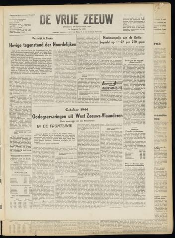 de Vrije Zeeuw 1950-09-19