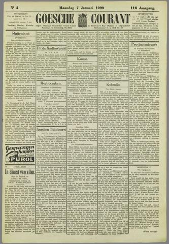 Goessche Courant 1929-01-07
