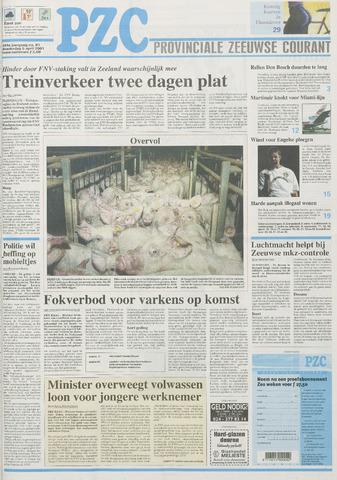Provinciale Zeeuwse Courant 2001-04-05