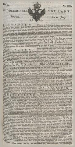 Middelburgsche Courant 1777-06-14