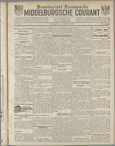 Middelburgsche Courant 1930-05-03