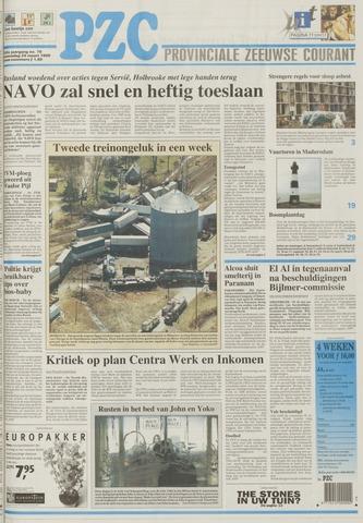 Provinciale Zeeuwse Courant 1999-03-24