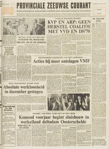 Provinciale Zeeuwse Courant 1973-01-11