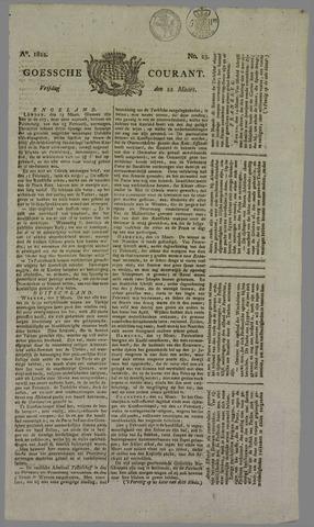 Goessche Courant 1822-03-22