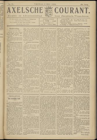 Axelsche Courant 1932-05-06