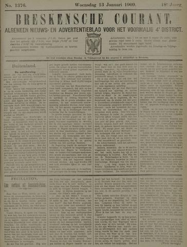 Breskensche Courant 1909-01-13