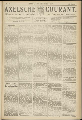 Axelsche Courant 1927-10-18