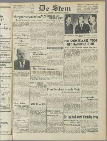 de Stem 1947-09-15