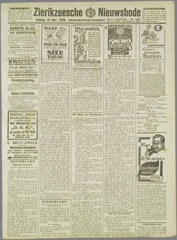 Zierikzeesche Nieuwsbode 1926-11-19