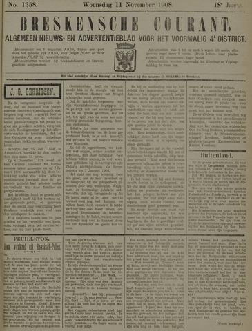 Breskensche Courant 1908-11-11