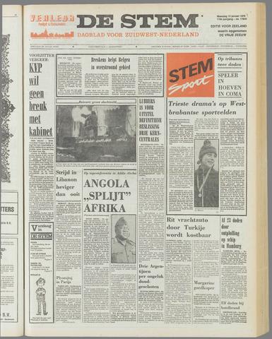de Stem 1976-01-12