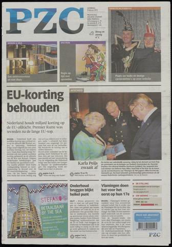 Provinciale Zeeuwse Courant 2013-02-09