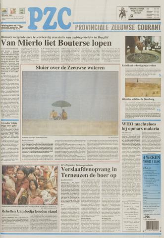 Provinciale Zeeuwse Courant 1997-08-22