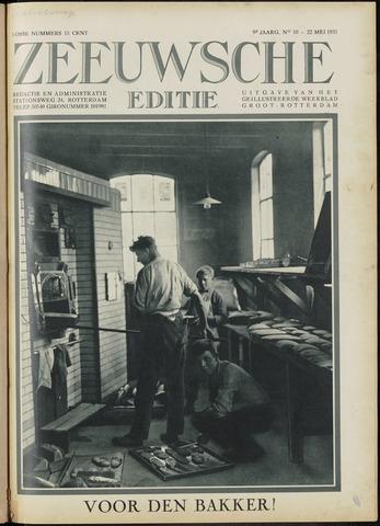 Ons Zeeland / Zeeuwsche editie 1931-05-22