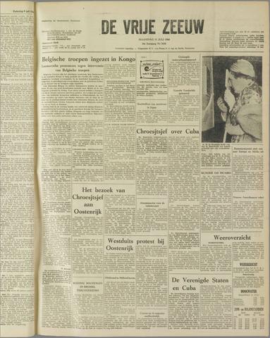 de Vrije Zeeuw 1960-07-11