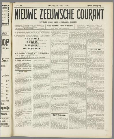 Nieuwe Zeeuwsche Courant 1907-06-11
