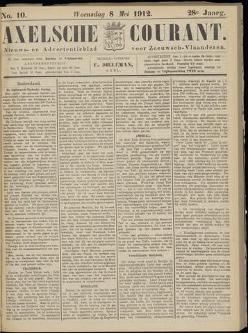 Axelsche Courant 1912-05-08