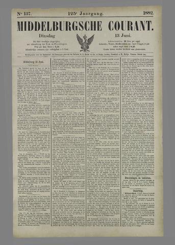Middelburgsche Courant 1882-06-13