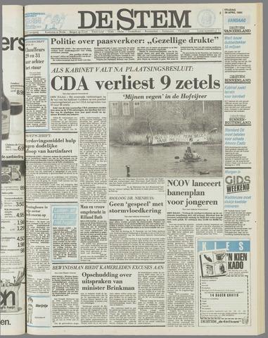 de Stem 1984-04-20