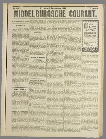 Middelburgsche Courant 1927-12-09