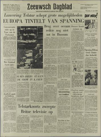 Zeeuwsch Dagblad 1962-07-11