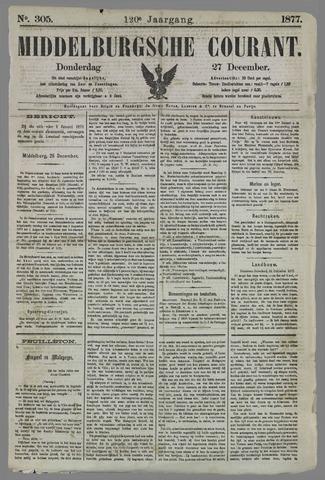 Middelburgsche Courant 1877-12-27