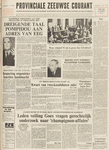 Provinciale Zeeuwse Courant 1972-06-03