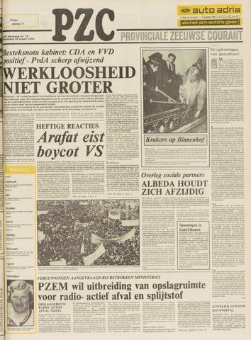 Provinciale Zeeuwse Courant 1979-03-28