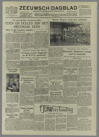 Zeeuwsch Dagblad 1954-04-14