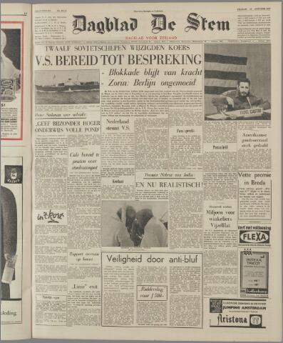 de Stem 1962-10-26
