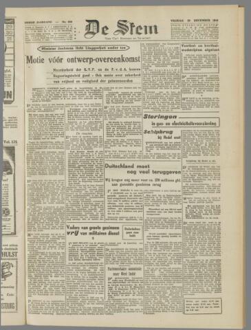 de Stem 1946-12-20