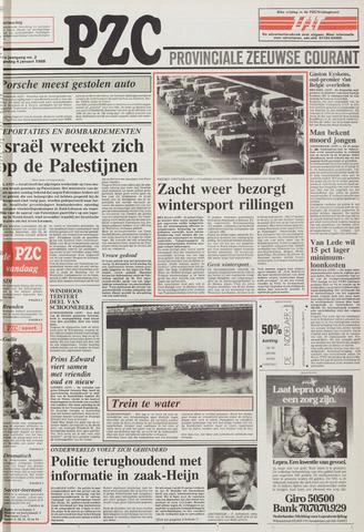 Provinciale Zeeuwse Courant 1988-01-04