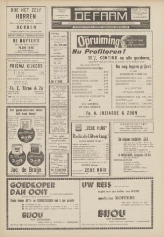 de Faam en de Faam/de Vlissinger 1963-07-26