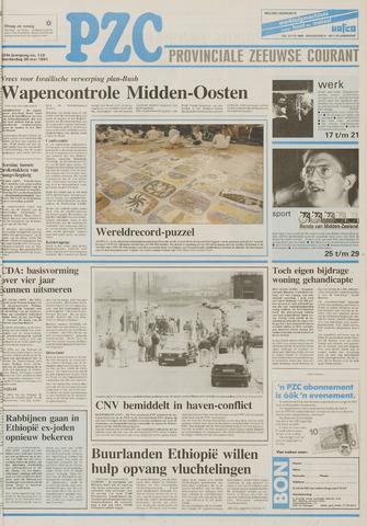 Provinciale Zeeuwse Courant 1991-05-30