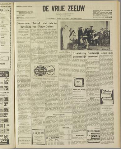 de Vrije Zeeuw 1961-12-23