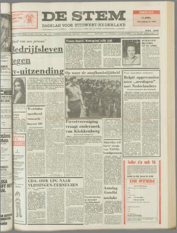 de Stem 1980-04-15