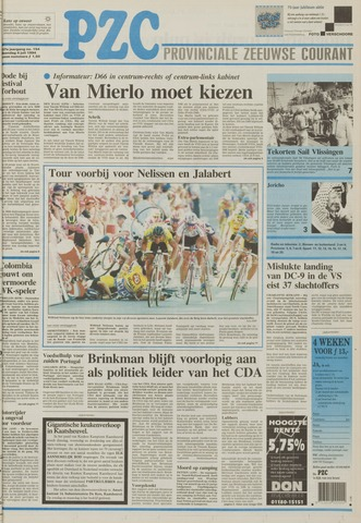 Provinciale Zeeuwse Courant 1994-07-04