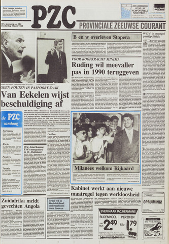 Provinciale Zeeuwse Courant 1988-06-30