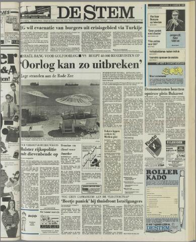 de Stem 1990-08-23